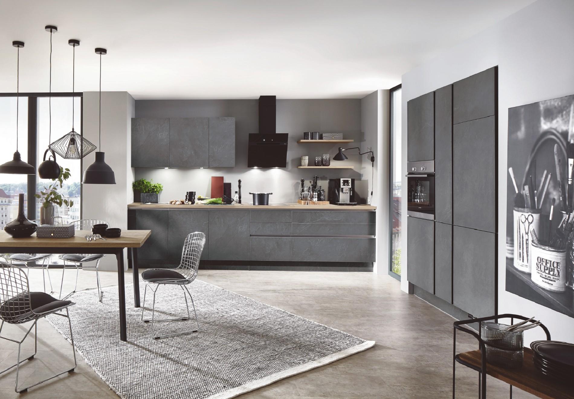 Greeploze keuken betonlook