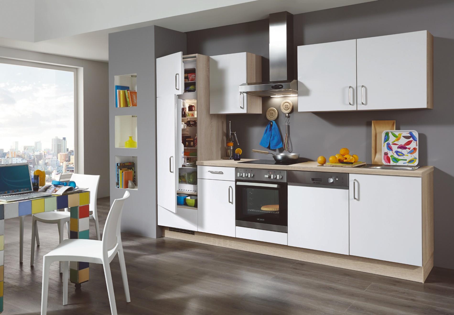 Moderne basic keuken