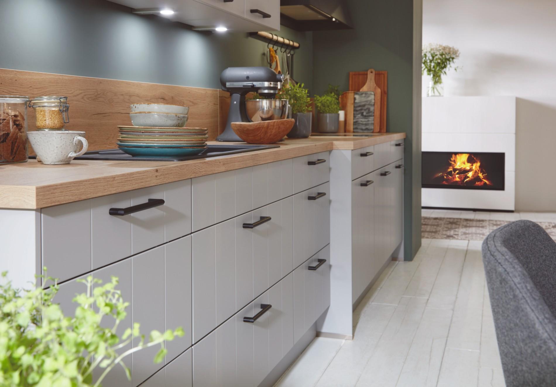 Basic moderne keuken
